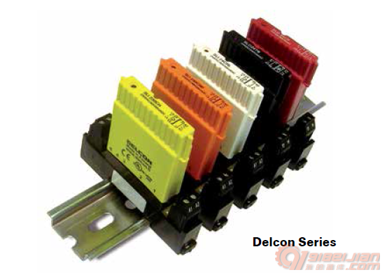 WEIDMULLER 继电器 Delcon Series Relays